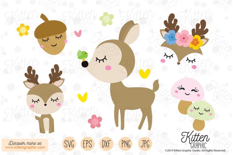 deer-set