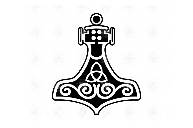 viking-protection-symbol-thor-039-s-hammer-svg-dxf-png-eps-cricut