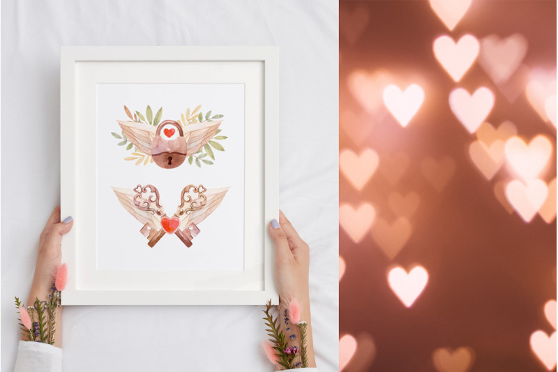 valentines-day-watercolor-collection
