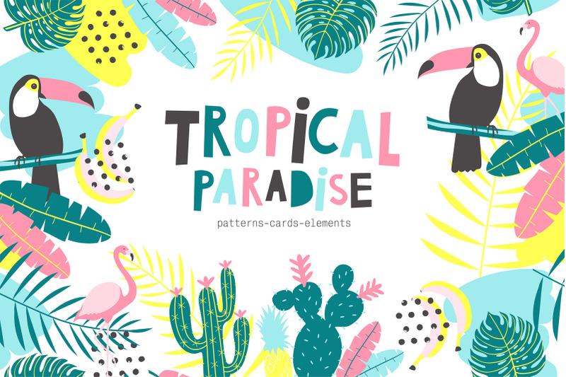 tropical-paradise-set