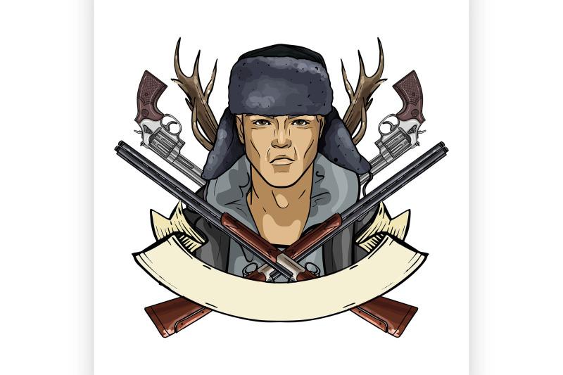 hand-drawn-color-sketch-hunter-man-12