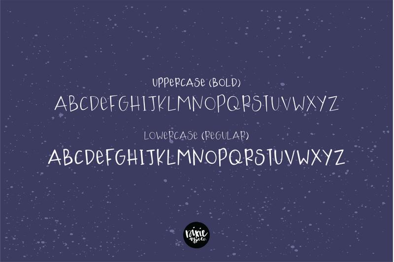 little-louie-a-playful-sans-serif-font