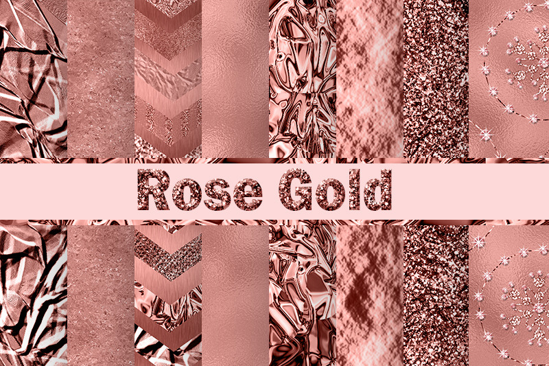 rose-gold-textures-with-foil-and-glitter-digital-paper