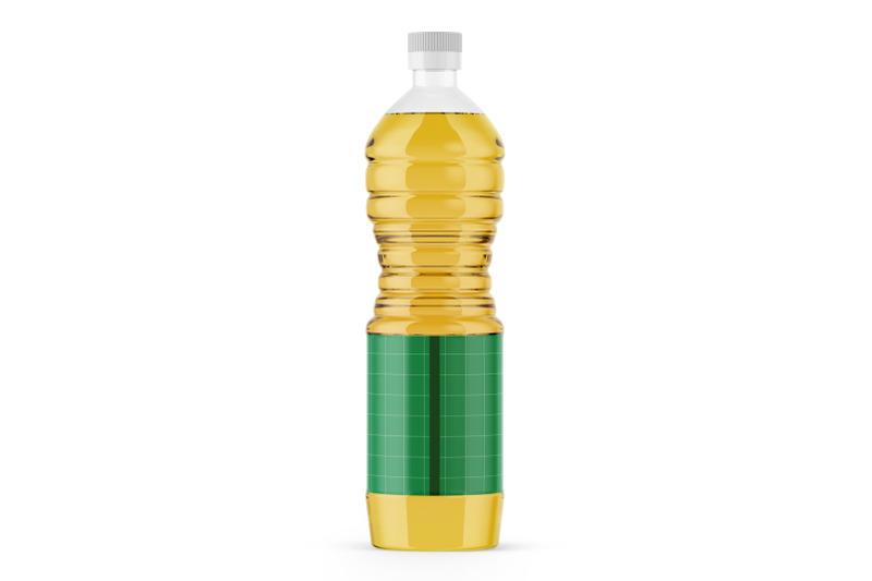 plastic-sunflower-oil-bottle-mockup