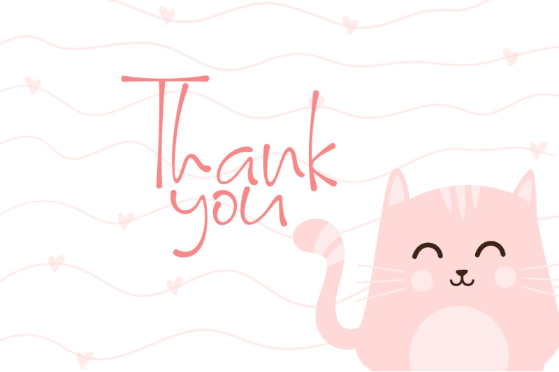 pinky-cat