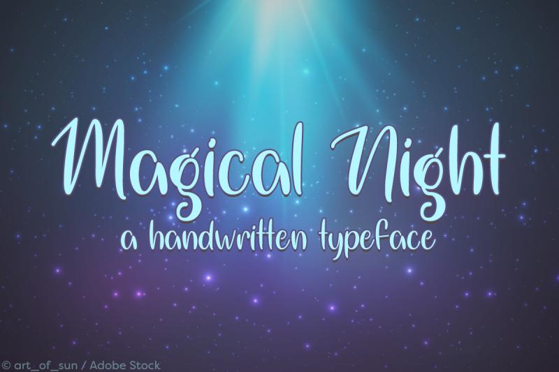 magical-night