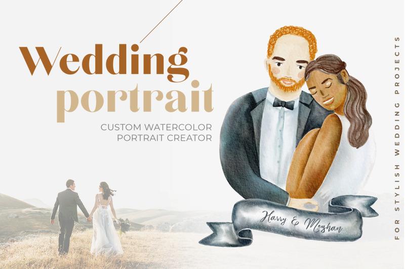 custom-wedding-portrait-creator