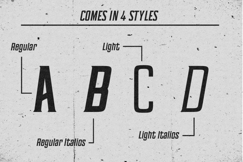 barleycorn-typeface
