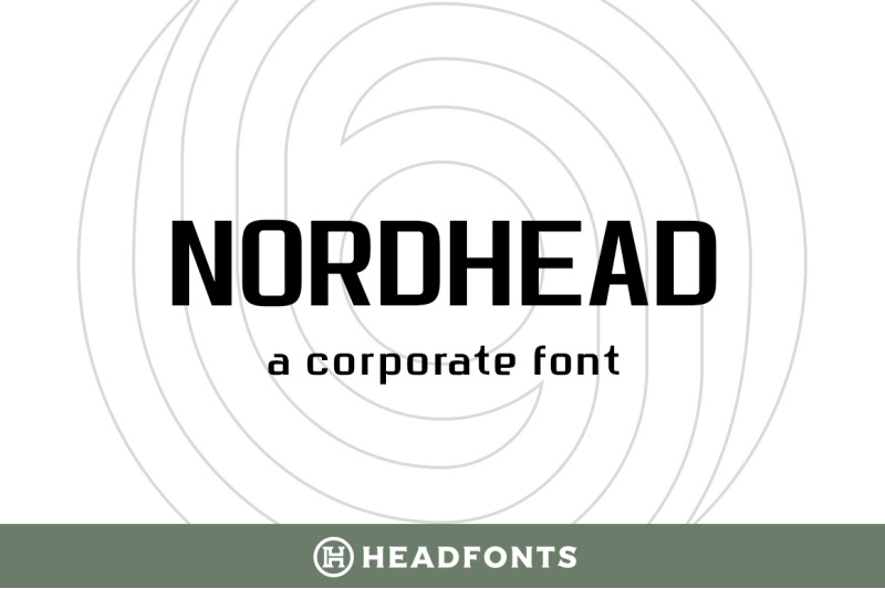 nordhead-business-amp-corporate-font