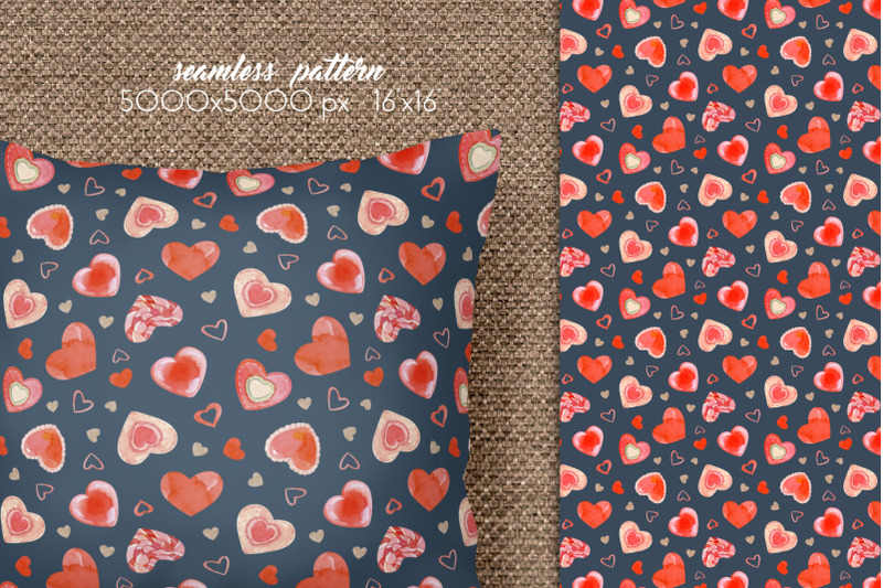 valentines-day-seamless-patterns