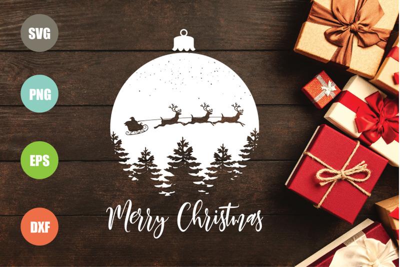 merry-christmas-svg-christmas-ornament-svg