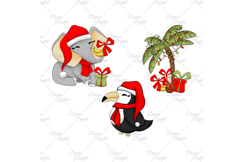 christmas-in-the-jungle