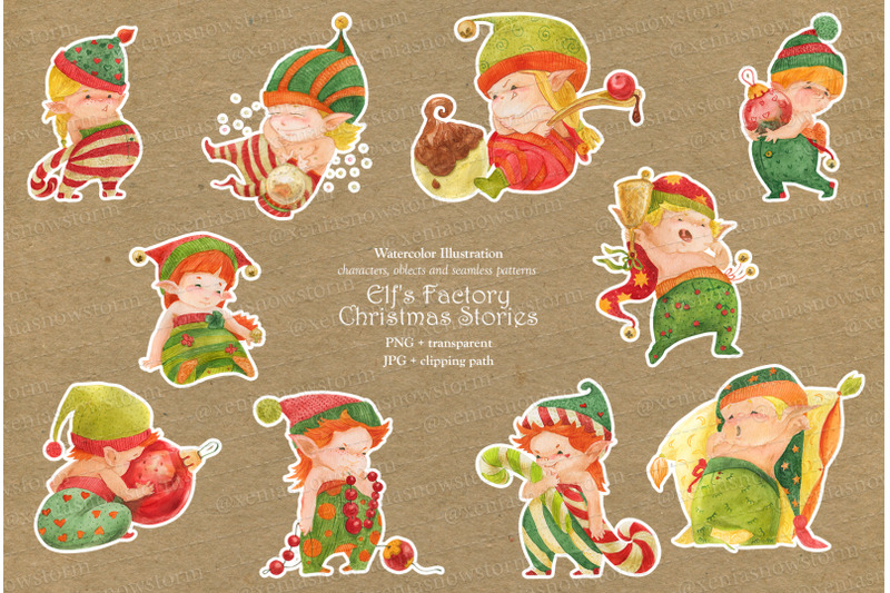 elf-039-s-factory-christmas-stories
