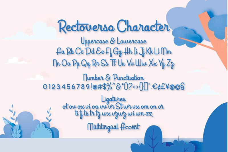 rectoverso-script
