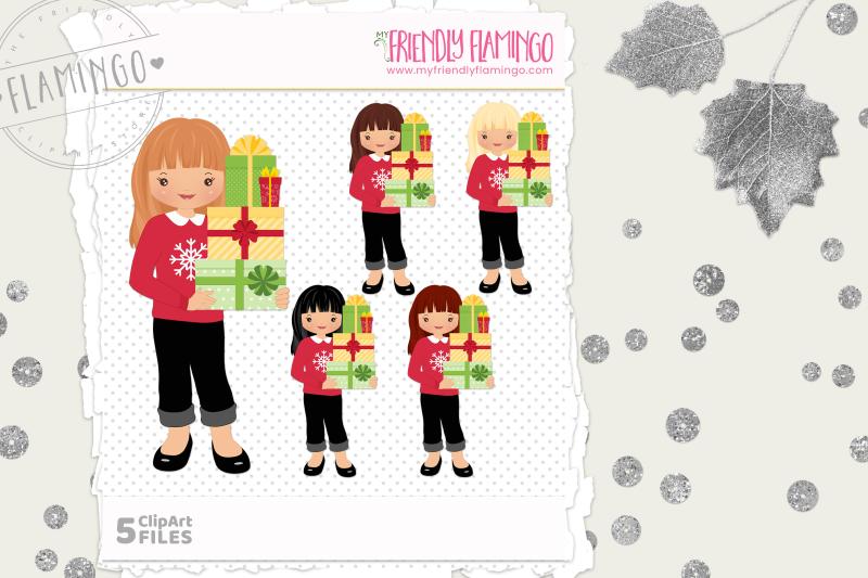 gift-giving-girl