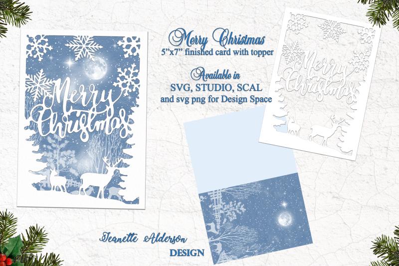 5-x-7-merry-christmas-reindeer-and-snowflake-christmas-card