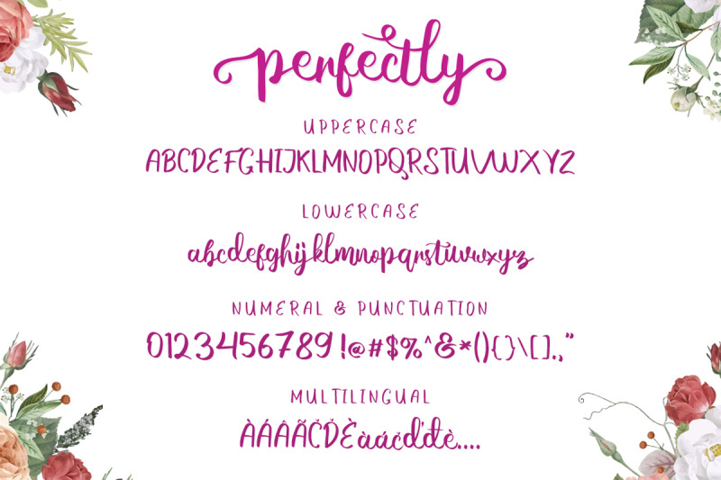 perfectly-script