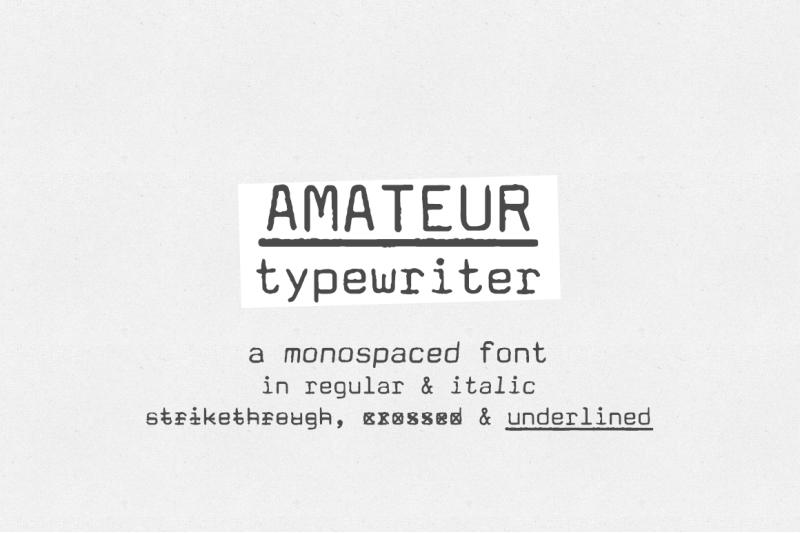 70-off-the-ultimate-typewriter-font-bundle
