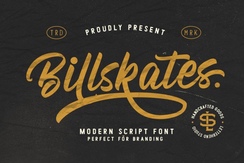 billskates-script