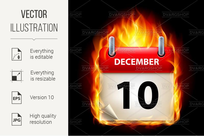 burning-calendar