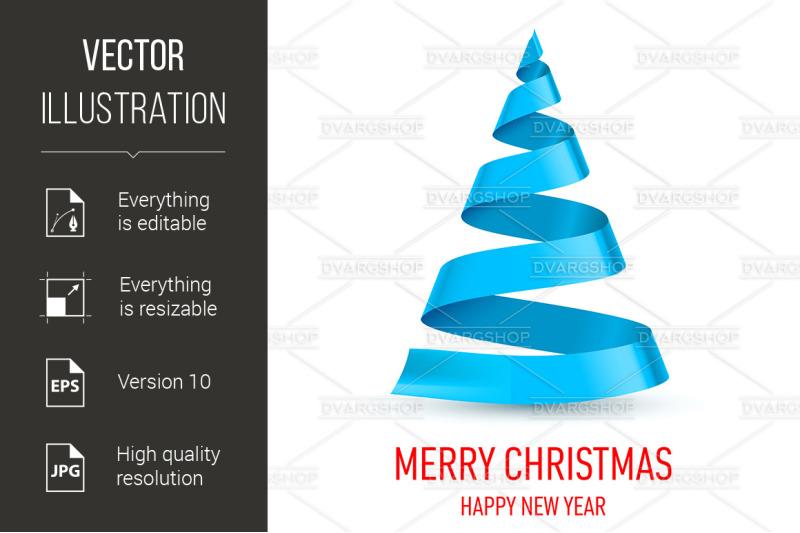 ribbon-christmas-tree