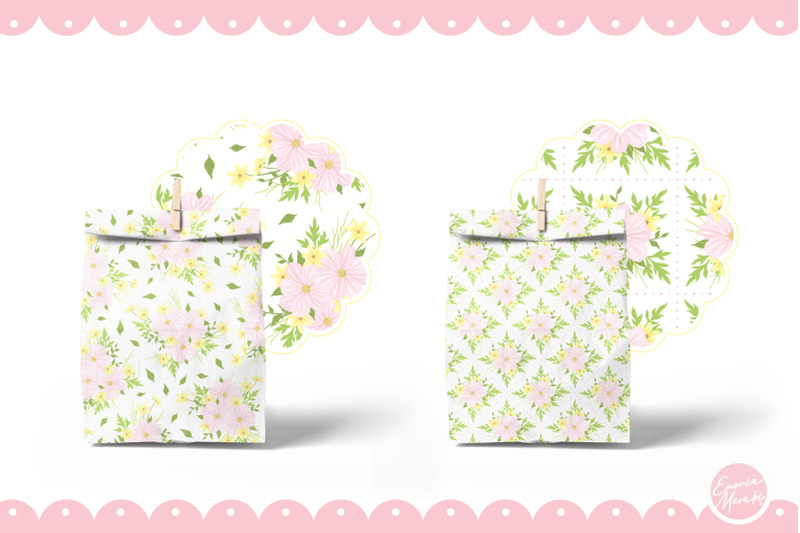 pink-flower-seamless-patterns