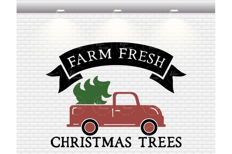 farm-fresh-christmas-trees-red-truck