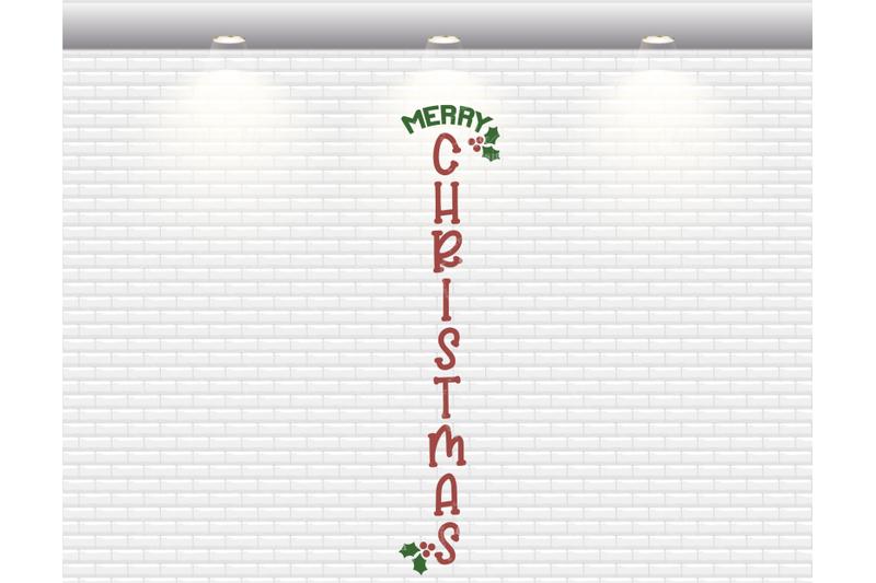 porch-sign-merry-christmas-svg