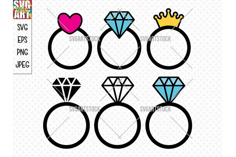 wedding-rings-set