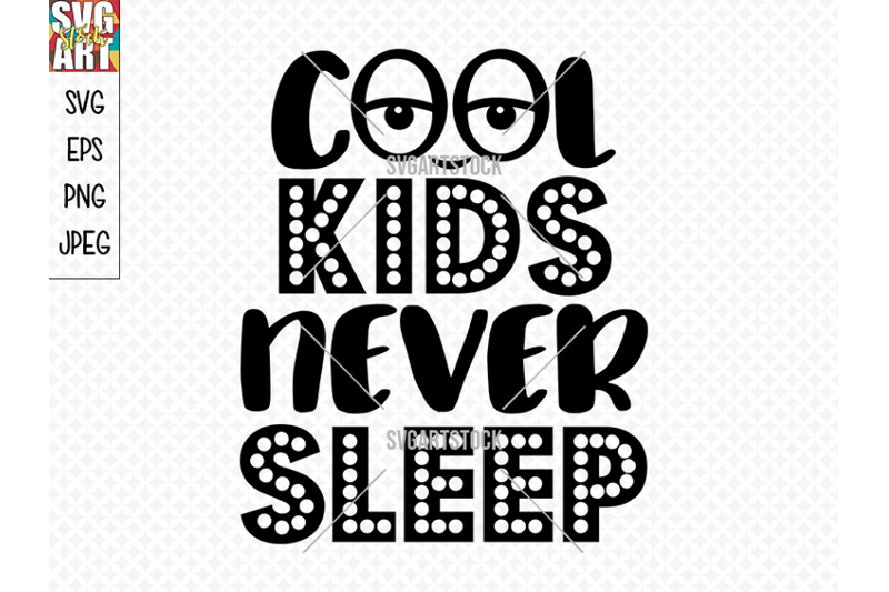 cool-kids-never-sleep