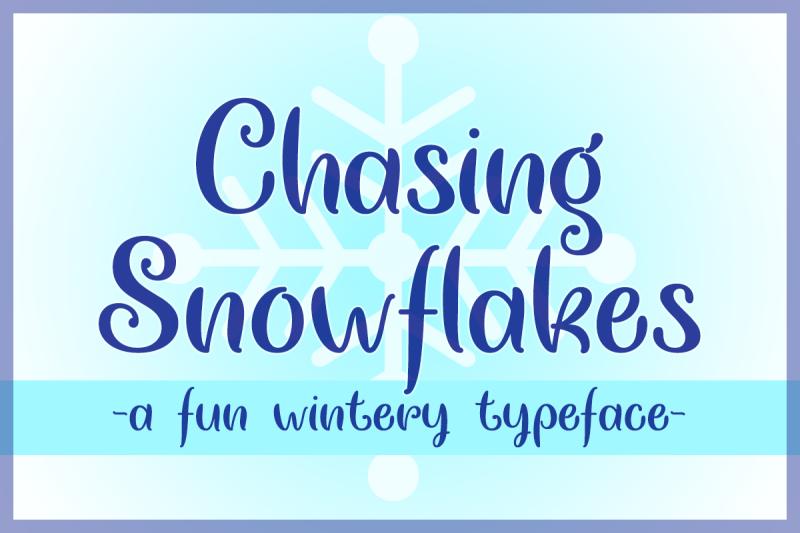 chasing-snowflakes