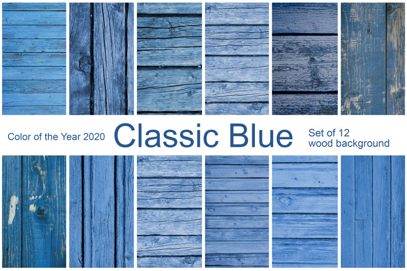 classic-blue-set-of-12-wood-background-color-of-the-year-2020