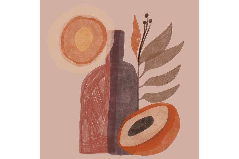 palette-burn-orange-for-procreate