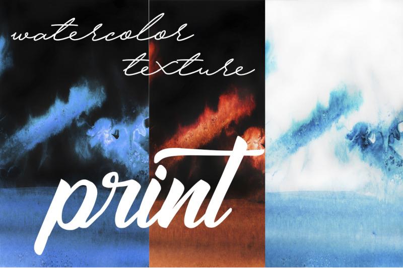 watercolor-texture-print-and-ocean