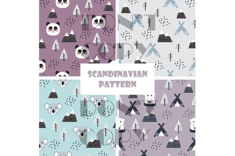 scandinavian-pattern-for-kids