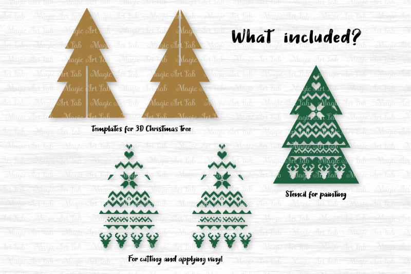 3d-christmas-tree-svg-3d-christmas-tree-template-christmas-tree-svg