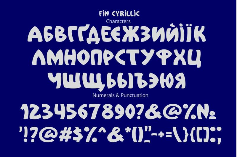 fin-font