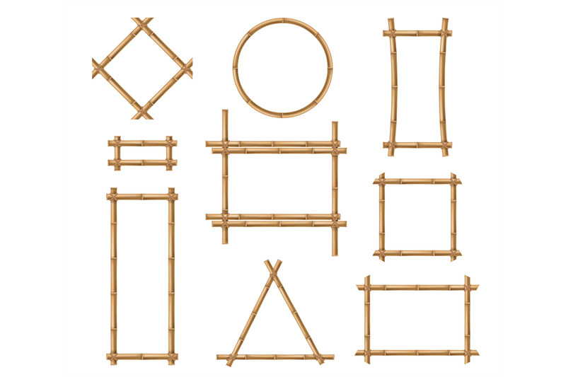 bamboo-frame-wooden-brown-bamboo-stick-square-and-round-border-frames