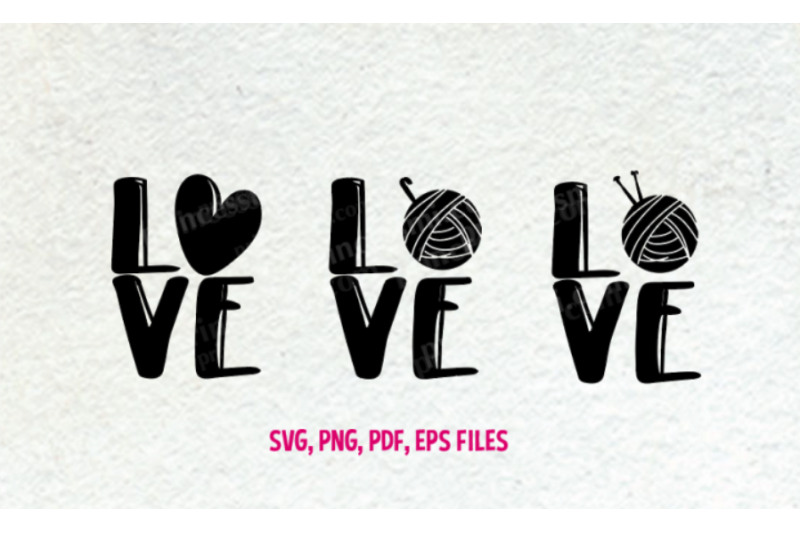 love-knitting-and-crochet-set-svg-eps-png-file