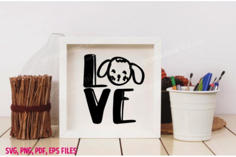 love-dog-set-svg-eps-png-file