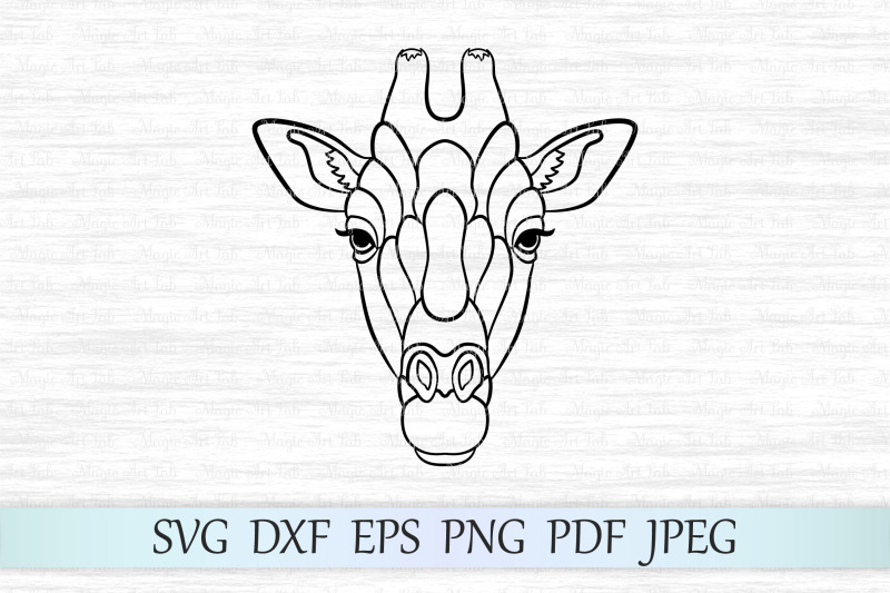 giraffe-svg-giraffe-face-svg-giraffe-cut-file-zentangle-giraffe