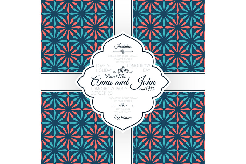 invitation-card-with-vintage-spanish-pattern