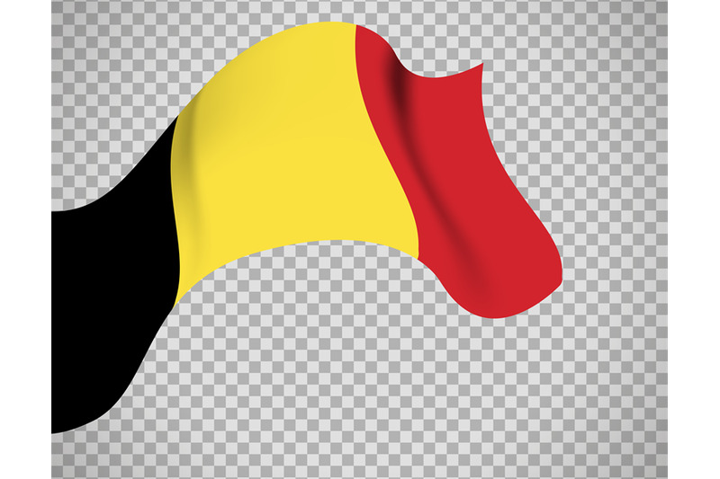 belgium-flag-on-transparent-background