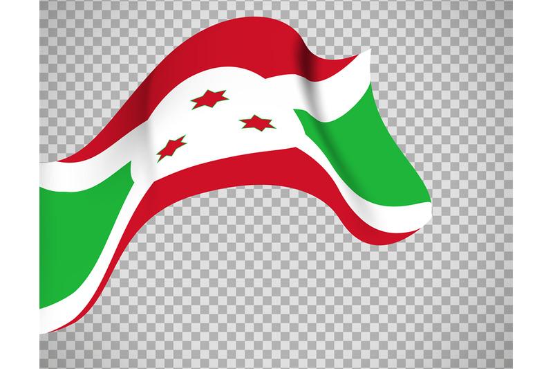 burundi-flag-on-transparent-background