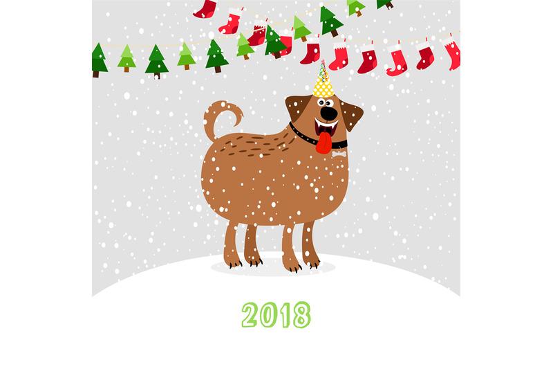 christmas-2018-dog