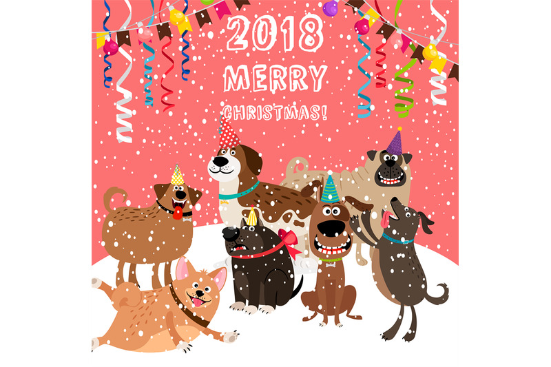 2018-christmas-card-with-dogs-party