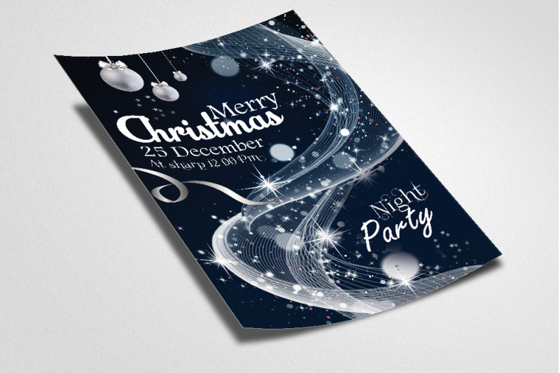 christmas-greeting-flyer-template