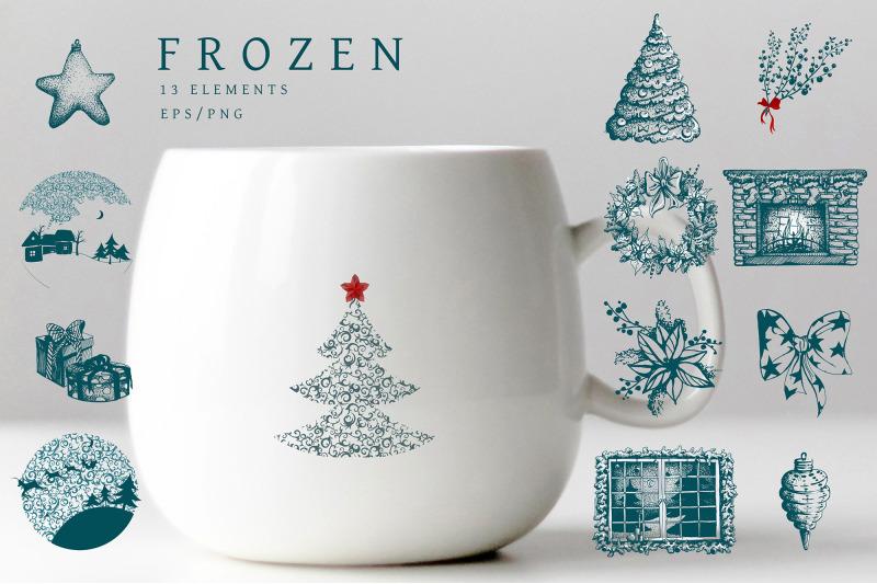 frozen-christmas