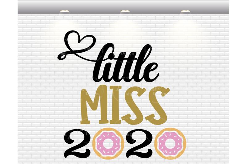 little-miss-2020-svg