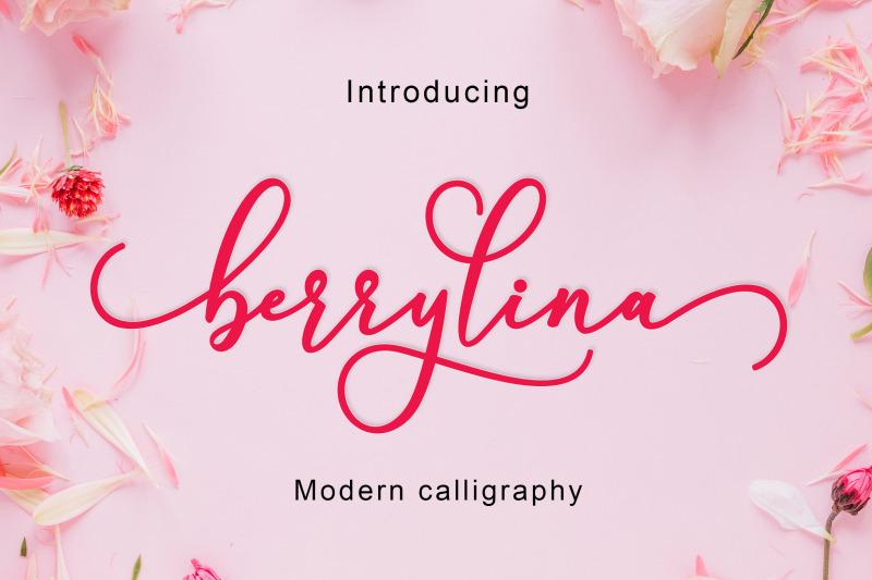 berrylina-script
